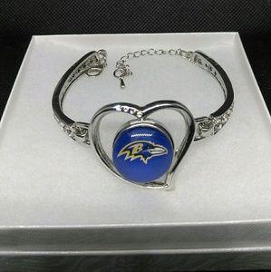 Baltimore Ravens Bracelet